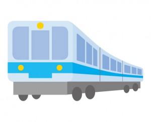 長距離電車通勤