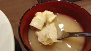 カニ味噌汁