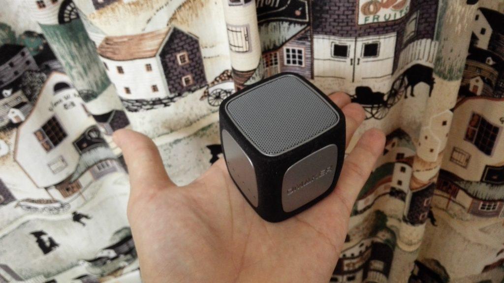 omaker-W4cubeの大きさ
