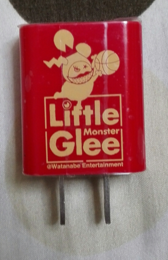 littlegleemonster充電器