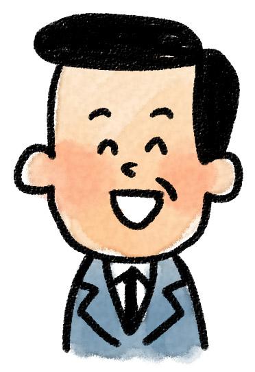 face_ojisan_laugh