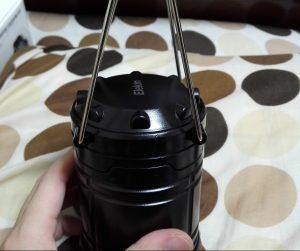 LEDランタン使い方