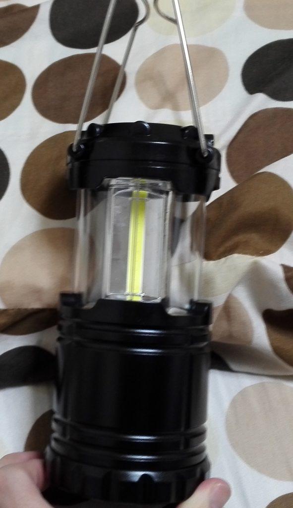 LEDランタン使い方3