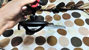 Elekin 自転車用スマホホルダー組み立て実践