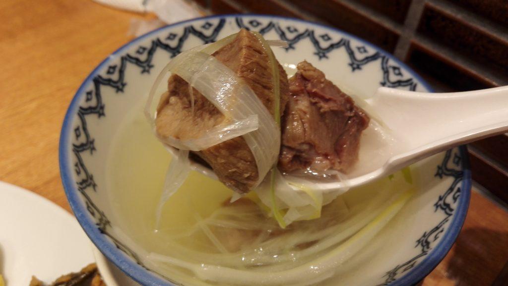 テールスープ