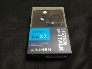 AILIHEN X2 カナル型イヤホン