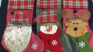 クリスマスプレゼントの包装にNONZERSクリスマスソックスが使える【PR】