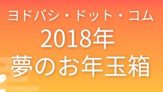 ヨドバシ福袋2017ネット抽選結果!抽選制の未来を予測する