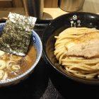 行列の絶えない名店「麺屋たけ井(阪急梅田駅構内)」でつけ麺を食す!